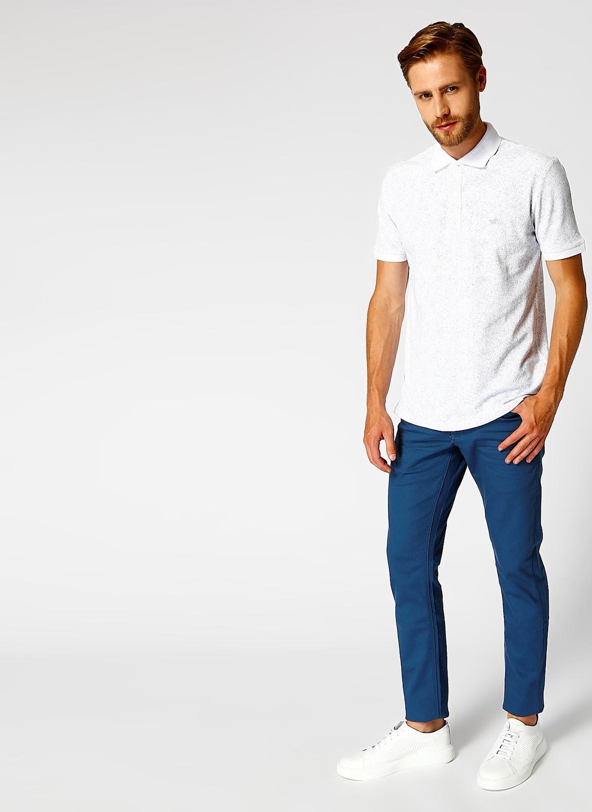 597f6b048d0af Mustang Erkek Klasik Pantolon Mavi İndirimli Fiyat | Morhipo | 23137957